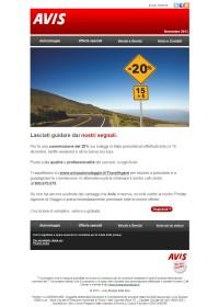 NEWSLETTER AVIS O.C. | HTML